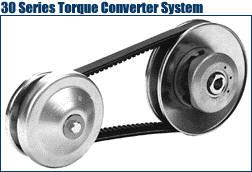 kart torque converter